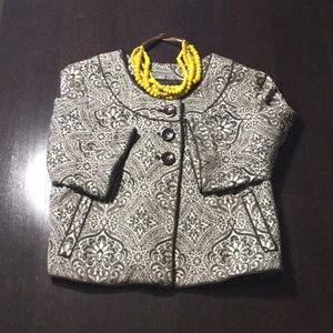 Pattern blazer